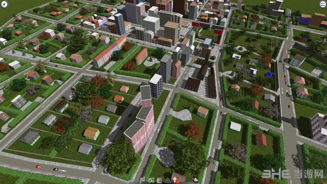 都市公司概念:独自建立一切截图1