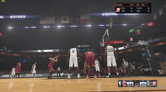 NBA 2K16 9号升级档+破解补丁截图0