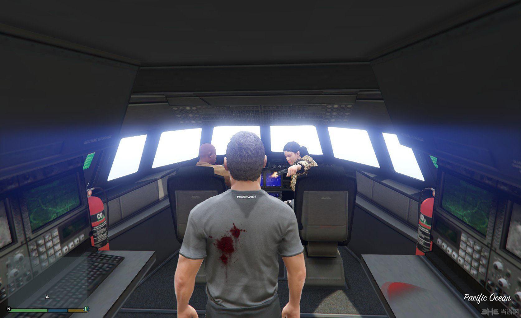 侠盗猎车手5自动驾驶仪:飞行的同时可以随意走动MOD截图0