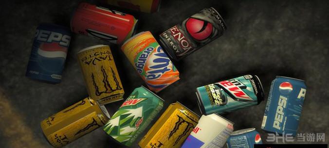 求生之路2随机饮料小药瓶MOD截图3