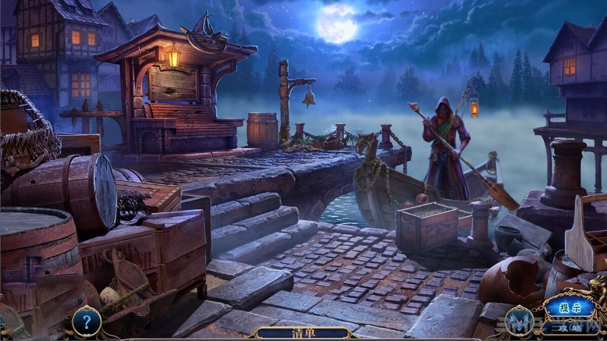 古人之谜5:河滨疑案截图2