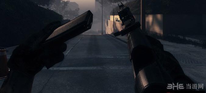 求生之路2新使命召唤蜜獾冲锋枪MOD截图1