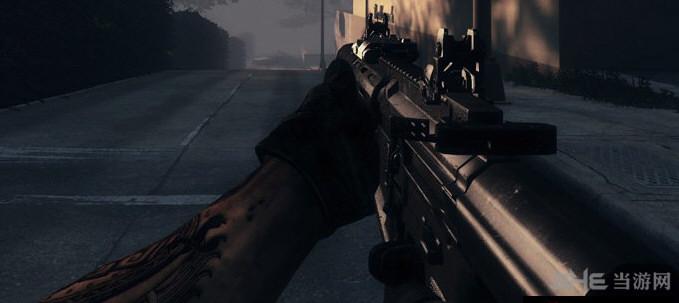 求生之路2新使命召唤蜜獾冲锋枪MOD截图0