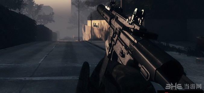 求生之路2新使命召唤蜜獾冲锋枪MOD截图2