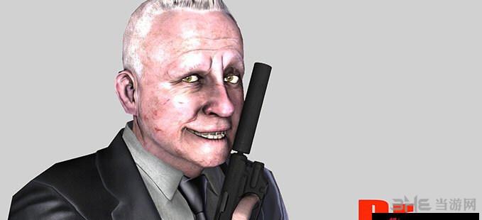 求生之路2沃尔特PPK手枪MOD截图2