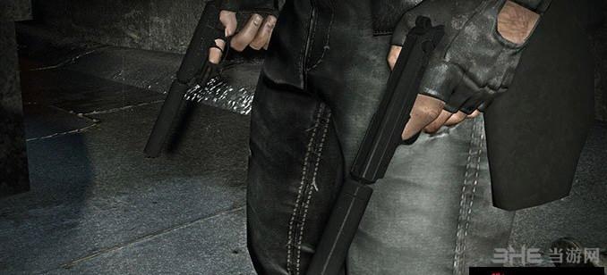 求生之路2沃尔特PPK手枪MOD截图0