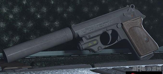 求生之路2沃尔特PPK手枪MOD截图3
