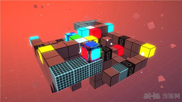 彩色方块截图1