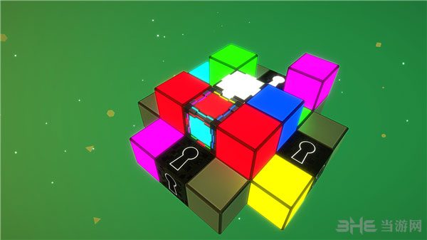 彩色方块截图2
