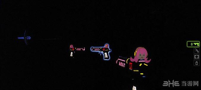 求生之路2巡音手枪MOD截图2