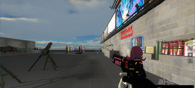 求生之路2巡音手枪MOD截图3
