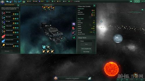 群星新的战舰等级MOD截图3