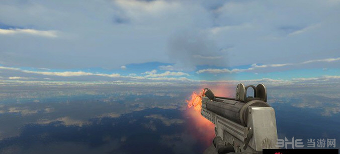 求生之路2瓦尔特MPL冲锋枪MOD截图1