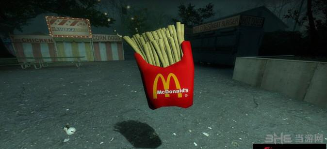 求生之路2 Somker麦当劳薯条MOD截图0