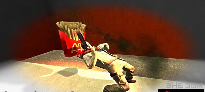 求生之路2 Somker麦当劳薯条MOD截图2
