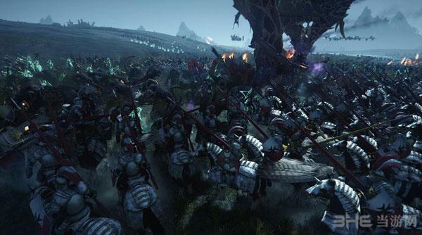 全面战争:战锤IMPERATOR FX画面MOD截图0