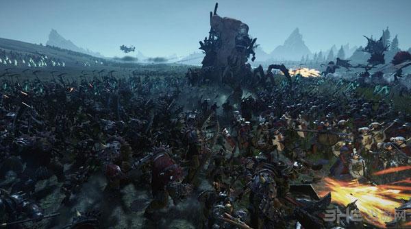 全面战争:战锤IMPERATOR FX画面MOD截图2