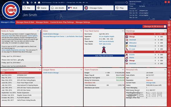 劲爆美国棒球17 v17.9.59升级档+破解补丁截图2