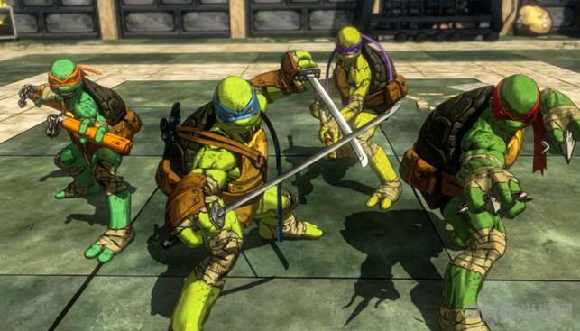 忍者神龟:曼哈顿突变联机破解补丁截图0