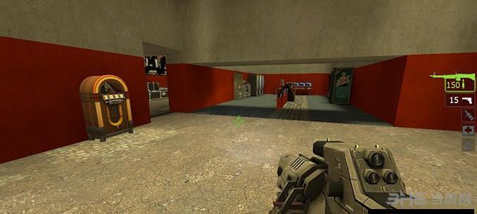 求生之路2清道夫重机枪MOD截图1