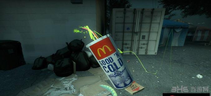 求生之路2麦当劳Spitter饮料MOD截图0