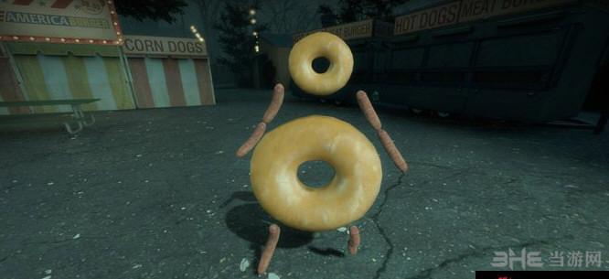求生之路2麦当劳Boomer甜甜圈MOD截图0