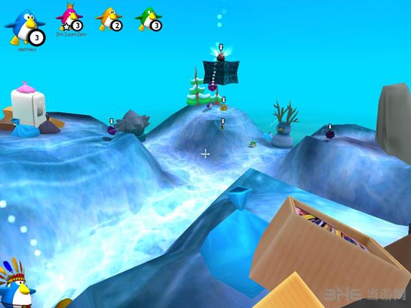 企鹅竞技场截图0