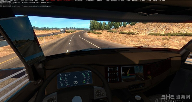 美国卡车模拟概念卡车头MOD截图1