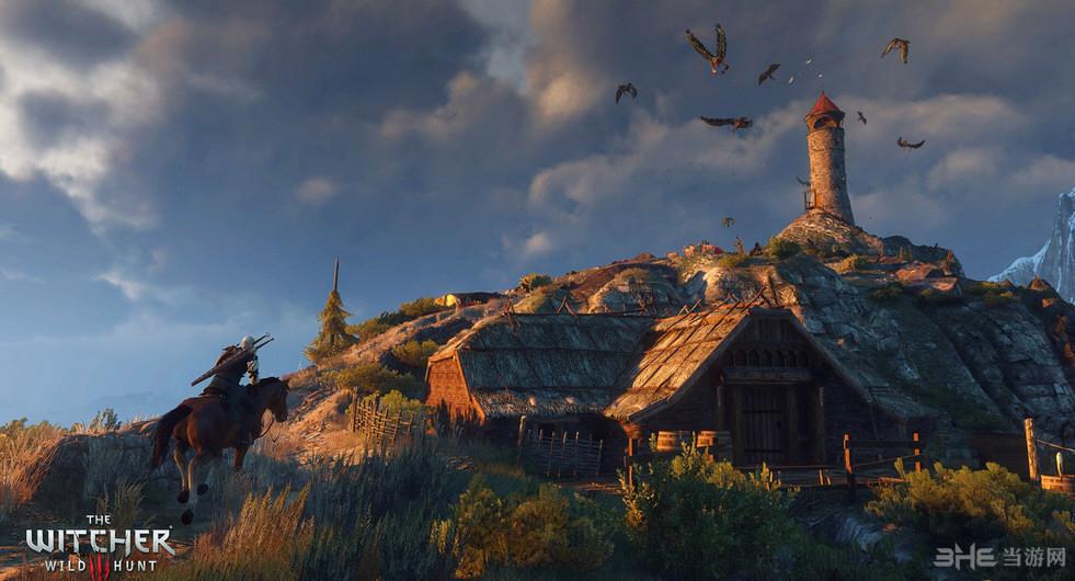 巫师3:狂猎Steam版血与酒DLC截图0