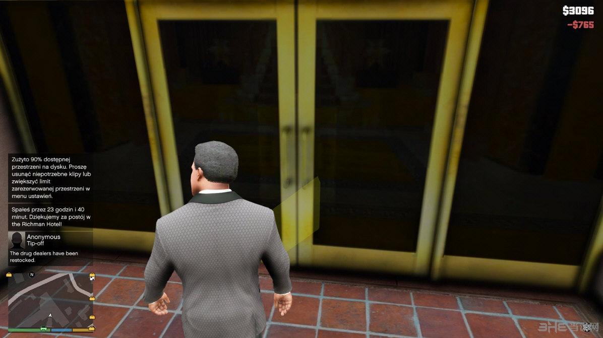侠盗猎车手5入住宾馆MOD截图3