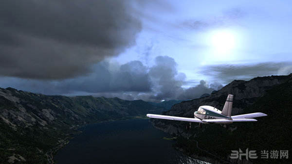 模拟飞行学校截图0