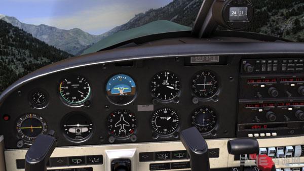 模拟飞行学校截图1