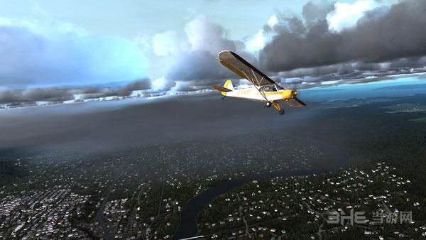 模拟飞行学校截图3