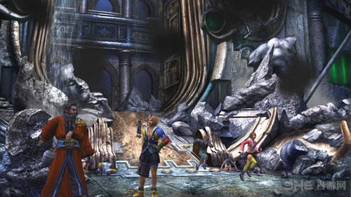 最终幻想10:HD重制版截图2