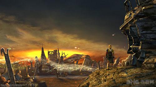 最终幻想10:HD重制版截图3