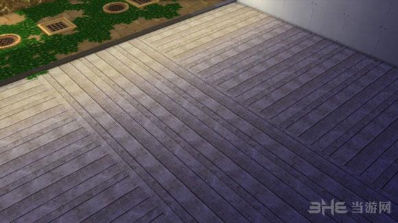 模拟人生4旋转地板效果图3