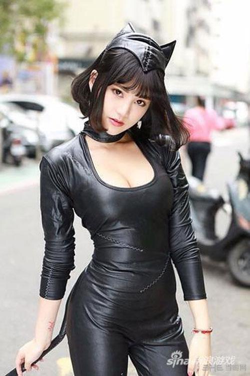 台湾正妹李优私照1