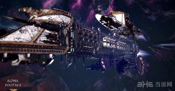 哥特舰队阿玛达游戏截图1