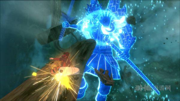 火影忍者究极风暴4游戏截图1