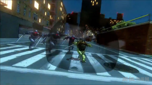 忍者神龟:突变曼哈顿截图2