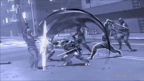 忍者神龟:突变曼哈顿截图3