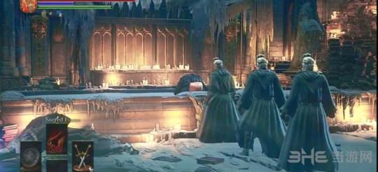 黑暗之魂3如何得到摩恩直剑攻略详解1