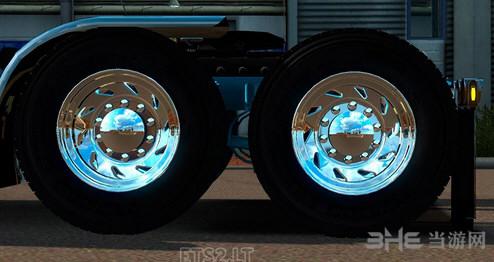 欧洲卡车模拟2米其林good year轮毂图标mod截图0