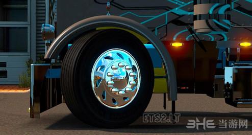 欧洲卡车模拟2米其林good year轮毂图标mod截图1