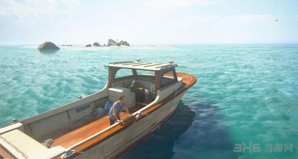 神秘海域4海豚同游海豚位置3