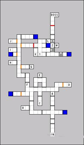 最终幻想10-2HD重制版隐藏迷宫地图1