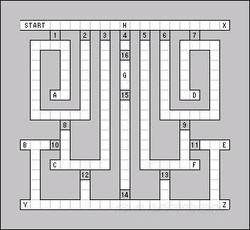 最终幻想10-2HD重制版隐藏迷宫地图2