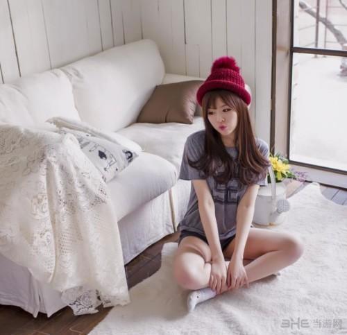 韩国女主播金艺林私照3