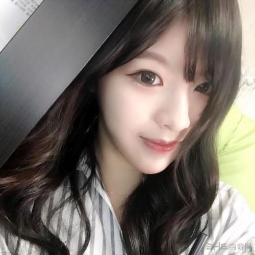 韩国女主播金艺林私照4