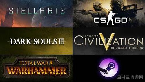 Steam周销量排行榜截图3